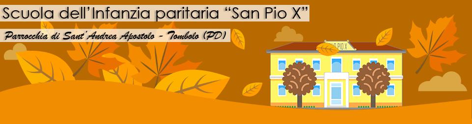 """Scuola dell'Infanzia paritaria """"San Pio X"""""""